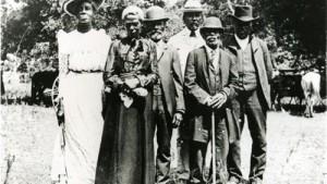 Texas Juneteenth Day Celebration, 1900