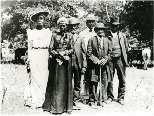 Texas Juneteenth Day Celebration, 1900