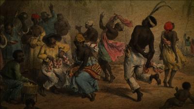 Illustration from The Black Atlantic episode