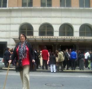 Lenore Brooklyn Tabernacle