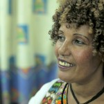 Aviva, a Beta Israel interviewee from Ethiopia