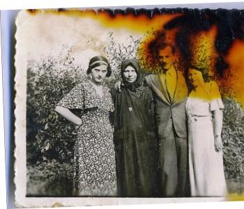 Buzsi, Ida Klein, Izso, Szeren
