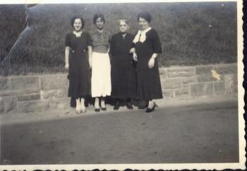 Marianne, Ellen, Zerlina, Ida
